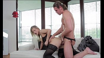 Rough Anal And Pussy Penetration For Hot Blonde Teen Emma