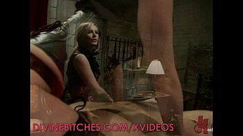 Brazzers - Xander Corvus Rips Kayla Kayden's Fishnets Off & Drills Her Ass Before Giving Her His Cum