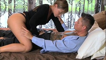 Angry MILF gets fucked
