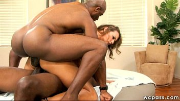 Slutty Adrianna loves Anal, DP and BBC…4 of them!