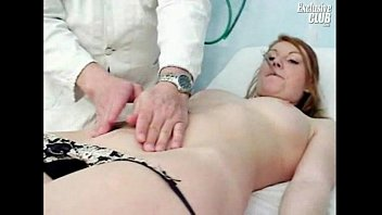 German Doctor takes a look inside that tight Pinay Pussy with a Speculum