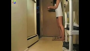 Pizza delivery man throat FACEFUCKING mercilessly of my cheating wife!