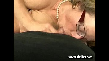 LETSDOEIT - Mature Slut Julie Holly Wants Two Cocks At The Same Time In Her