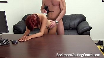 Teary Eyed College Coed Haley Butt Fucked!