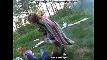 Titted students staged an orgy