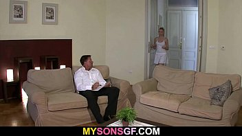 DADDY4K. After quarrel with BF comely redhead seduces his kind