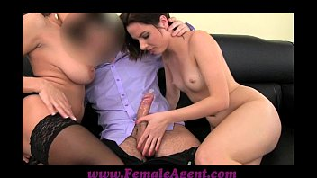 FemaleAgent. Anal creampies delivered into tight womens assholes
